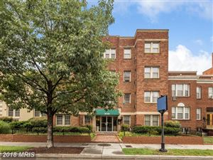 Photo of 3028 WISCONSIN AVE NW #402, WASHINGTON, DC 20016 (MLS # DC10307945)