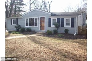 Photo of 721 OSER DR, CROWNSVILLE, MD 21032 (MLS # AA10037983)