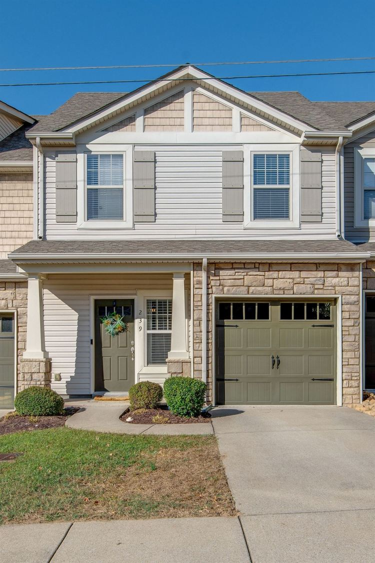 Photo for 735 Tulip Grove Rd #239, Hermitage, TN 37076 (MLS # 2217497)
