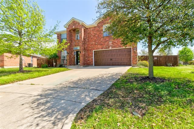 Photo for 8225 Bedrock Drive, Fort Worth, TX 76123 (MLS # 14310065)
