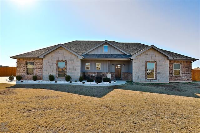 Photo for 133 Windmill Crossing Road, Ovalo, TX 79541 (MLS # 14266157)