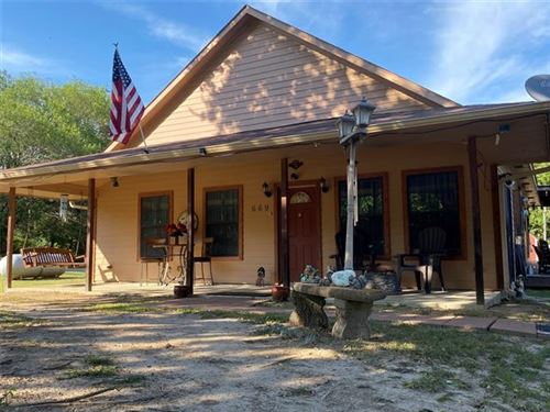 Photo of 669 Rs County Road 1531, Point, TX 75472 (MLS # 14404337)