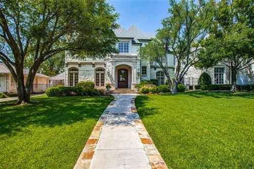 Photo of 3804 Wentwood Drive, University Park, TX 75225 (MLS # 14582365)