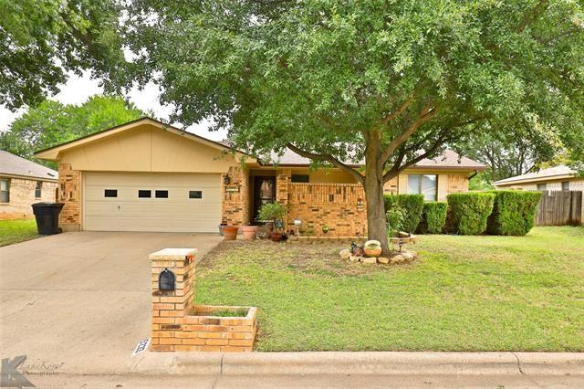 Photo for 5233 Shady Glen Lane, Abilene, TX 79606 (MLS # 14434592)
