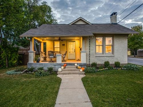 Photo of 803 Newell Avenue, Dallas, TX 75223 (MLS # 14458603)