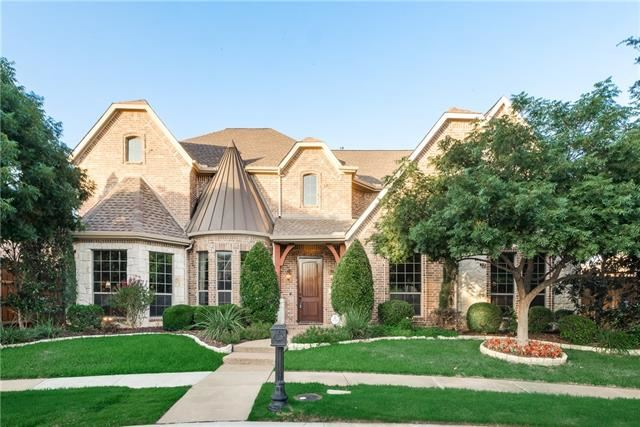 Photo for 5410 Golden Sunset Court, Frisco, TX 75036 (MLS # 14137660)