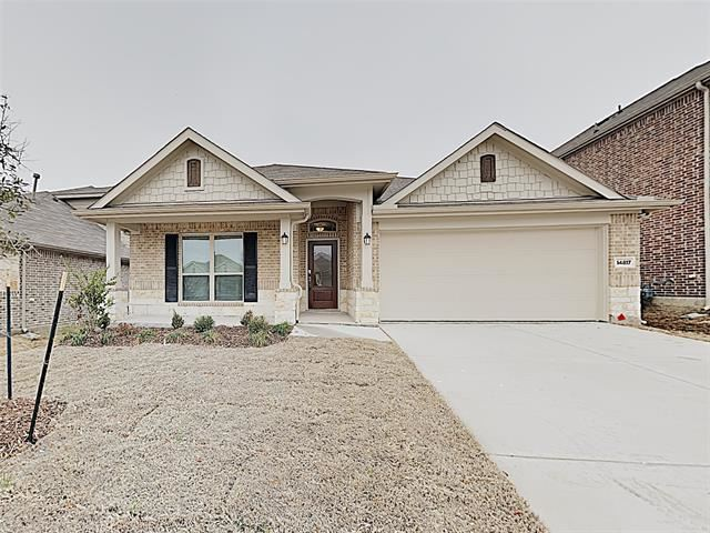 Photo for 14817 Gilley Lane, Haslet, TX 76052 (MLS # 14259717)