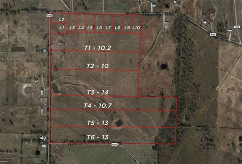 Photo of Lot 2 County Road 4502, Commerce, TX 75428 (MLS # 14459750)