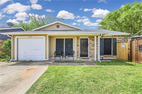 Photo of 4519 Nervin Street, The Colony, TX 75056 (MLS # 14554830)