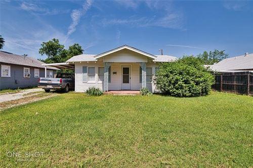 Photo of 410 Miller Street, Abilene, TX 79605 (MLS # 14599854)