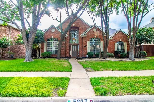 Photo for 5817 Lafayette Drive, Frisco, TX 75035 (MLS # 14124922)