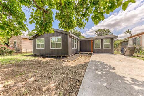 Photo of 4217 Fraizer Avenue, Fort Worth, TX 76115 (MLS # 14599970)