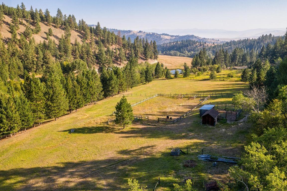 Photo of 14200 Mormon Creek Road, Lolo, MT 59847 (MLS # 22014042)