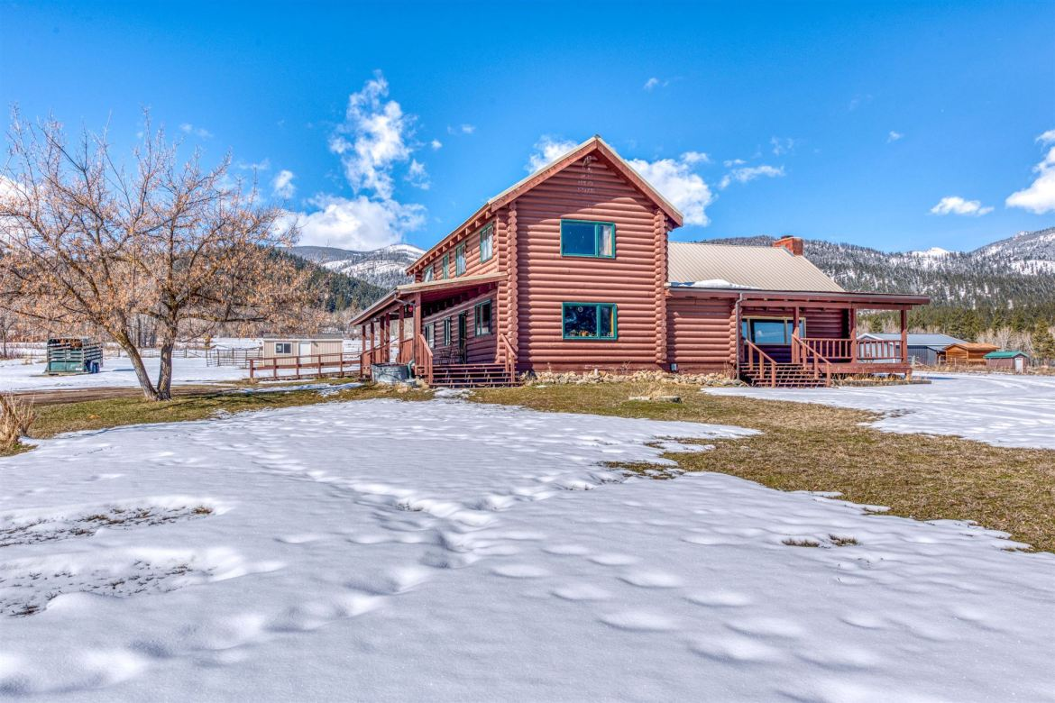 Photo of 2063 Alder Springs Lane, Victor, MT 59875 (MLS # 22103161)