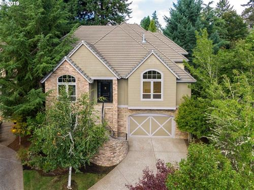 Photo of 3933 NORTHHAMPTON CT, West Linn, OR 97068 (MLS # 19438274)