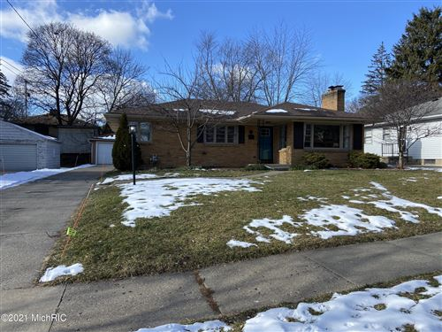 Photo of 1845 Newton Avenue SE, Grand Rapids, MI 49506 (MLS # 21002224)