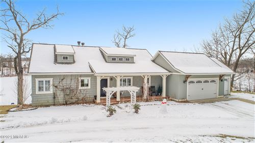 Photo of 6191 Sugarbush Lane, Freeport, MI 49325 (MLS # 21002229)
