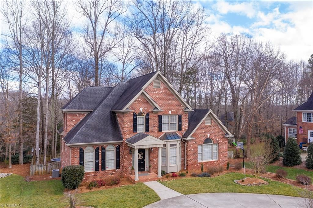 Photo of 118 Hiddenbrooke Drive, Advance, NC 27006 (MLS # 1013037)