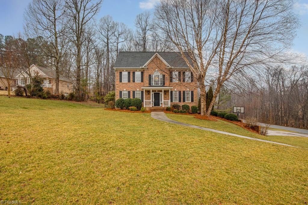 Photo of 241 Garden Valley Drive, Winston Salem, NC 27107 (MLS # 1013083)