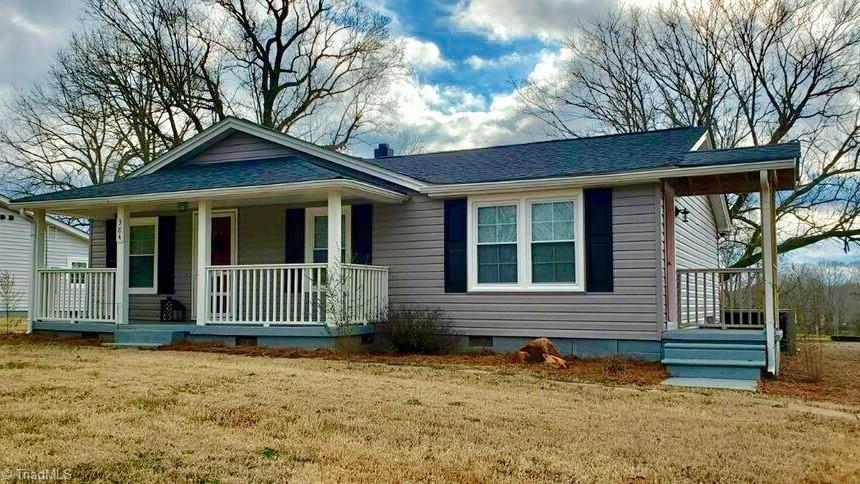 Photo of 384 Brooks Road, Reidsville, NC 27320 (MLS # 1013355)