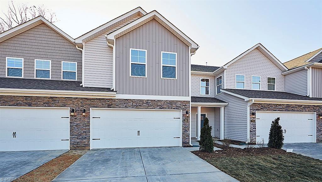 Photo of 1033 Henson Park Drive #38, Greensboro, NC 27455 (MLS # 1010514)