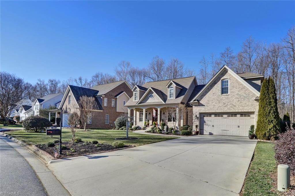 Photo of 5907 Green Meadow Drive, Greensboro, NC 27410 (MLS # 1008611)