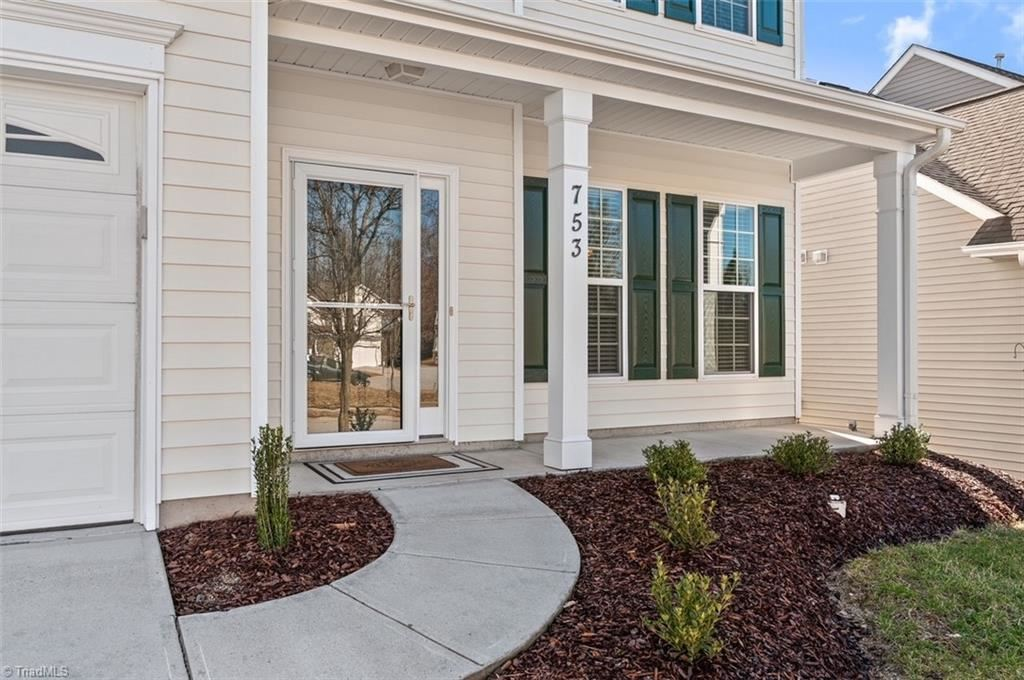 Photo of 753 Spinning Wheel Point, High Point, NC 27265 (MLS # 1013630)