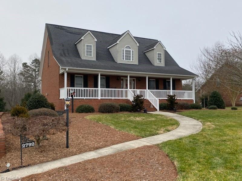 Photo of 2792 Union Grove Road, Lexington, NC 27295 (MLS # 1008659)