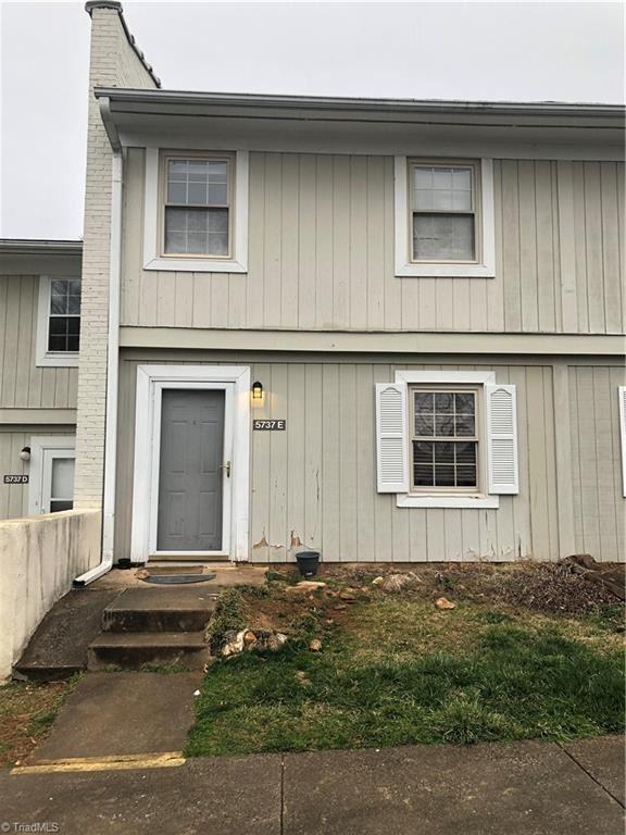 Photo of 5737 Bramblegate Road #E, Greensboro, NC 27409 (MLS # 1013827)