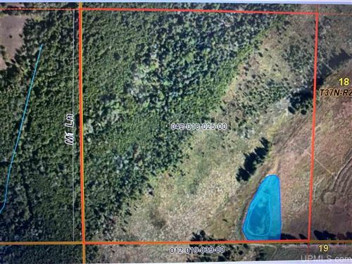 Photo of TBD M1, Carney, WI 49892 (MLS # 1124071)