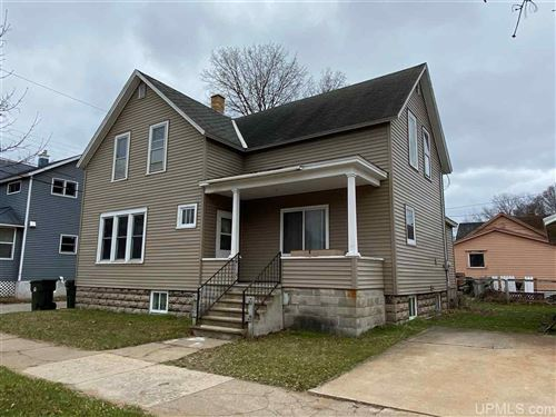 Photo of 1313 S 3rd Ave, Escanaba, MI 49829 (MLS # 1126222)