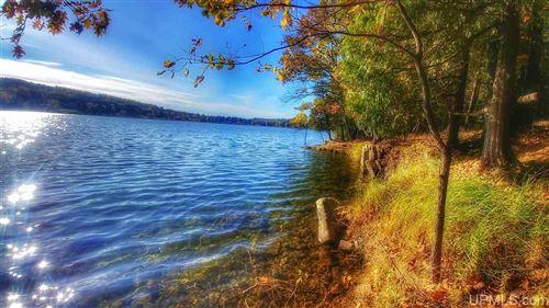 Photo of W8088 S Lake Antoine #Home Site Parcel 3, Iron Mountain, MI 49801 (MLS # 1120542)