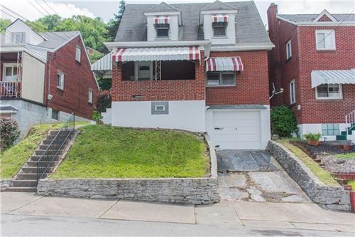 Photo of 207 Erie Ave., Glassport, PA 15045 (MLS # 1405114)