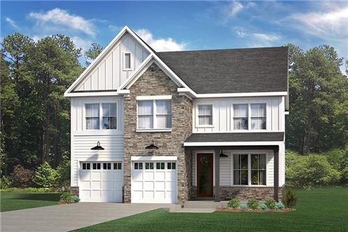 Photo of 5002 Parkside Drive, Collier Township, PA 15071 (MLS # 1514471)