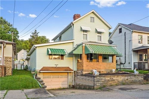 Photo of 206 Marie Street, Glassport, PA 15045 (MLS # 1514613)