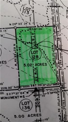 Photo of Lot 128 Tower Rd, Central City, PA 15926 (MLS # 1402653)