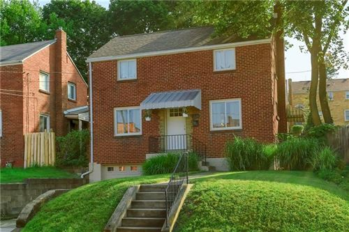 Photo of 1110 McNeilly Ave, Brookline, PA 15216 (MLS # 1513668)
