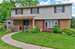 Photo of 4448 Marywood Drive, MONROEVILLE, PA 15146 (MLS # 1401751)