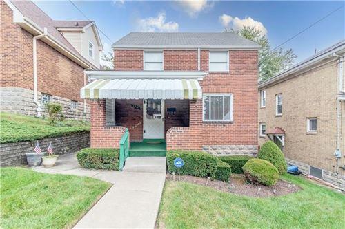 Photo of 1511 Wareman Avenue, Brookline, PA 15226 (MLS # 1525937)
