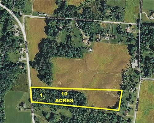 Photo of 10 Acres Selma Road, Springfield, OH 45502 (MLS # 430811)