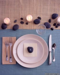 Great Ideas for Table Numbers…