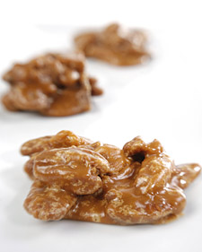 Pecan Pralines from Martha