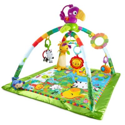 rainforest erlebnisdecke fisher price
