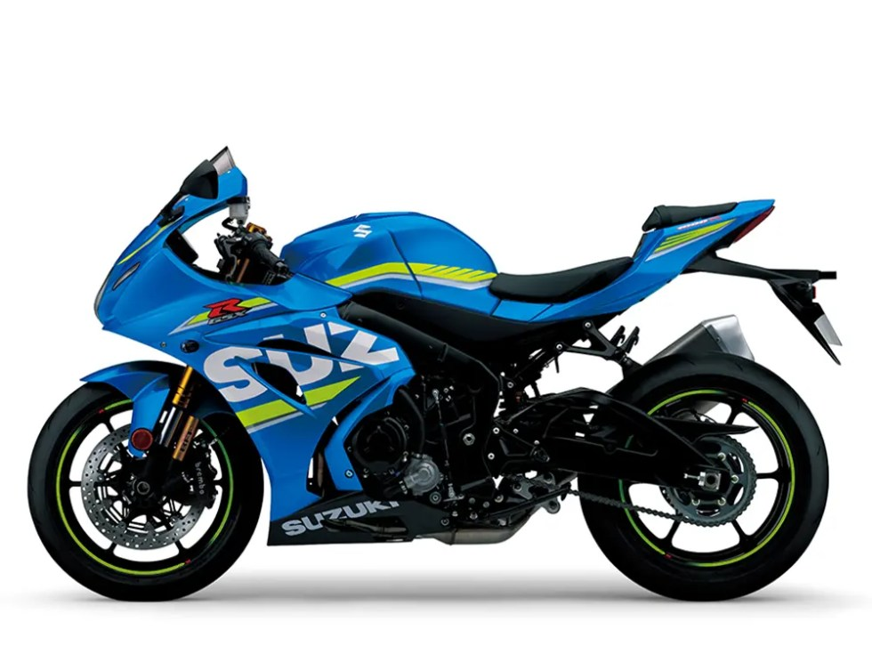 Intermot: All-new 2017 Suzuki GSX-R1000R revealed