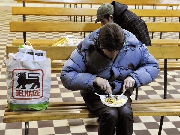 Armoede in België