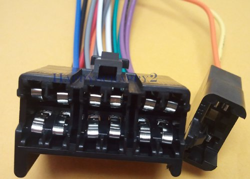 Stereo Wire Harness Oem Chevy Pickup 84 85 86 87 Car Radio