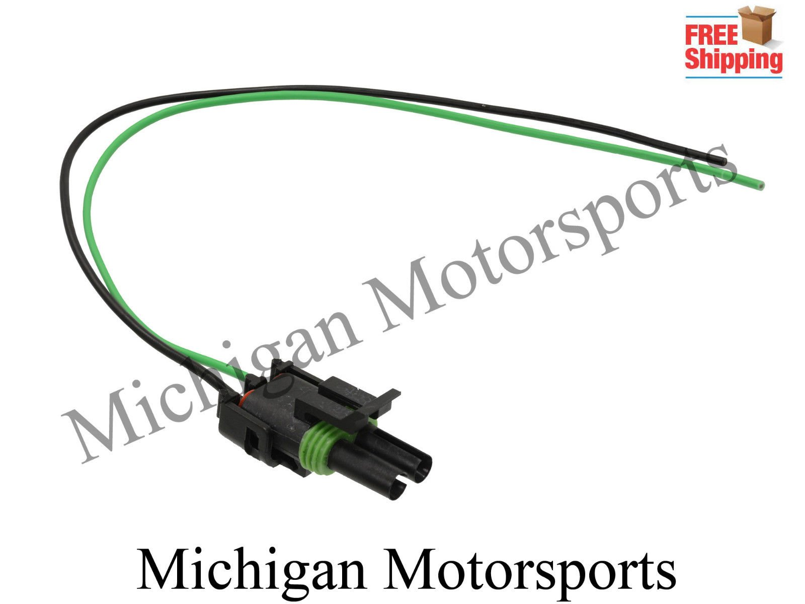 Michigan Motorsports T56 Manual Transmission Wire Harness Connector Pigtail Back Up Reverse