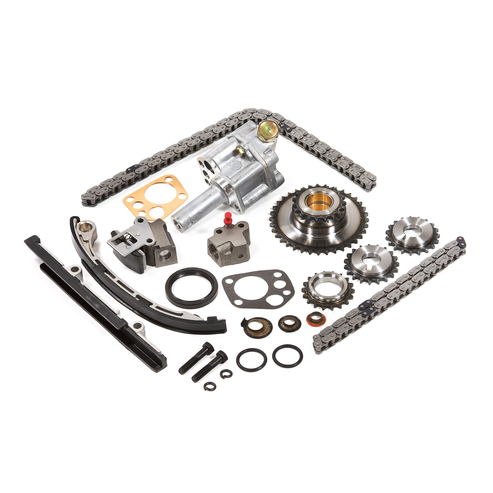 Tk Timing Chain Kit For 98 01 Nissan Altima 2 4l Dohc