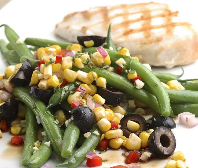 Healthy Green Bean Side Dish Recipes