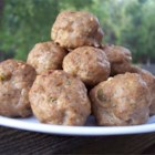 Tantalizing Turkey and Blue Cheese Meatballs Recipe